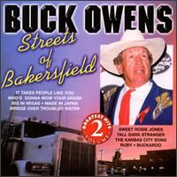 Buck Owens - Greatest Hits, Vol. 2 - The Streets Of Bakersfield