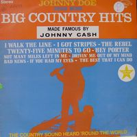 Johnny Doe - Sings More Big Country Hits