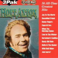 Hoyt Axton - 36 All-Time Greatest Hits (3CD Set)  Disc 3