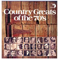 Various Artists - Country Greats Of The 70's (2LP Set)  LP 2